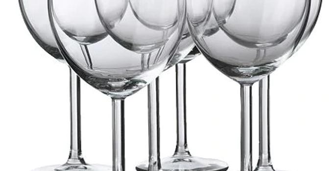 Wine Glass Hire 300ml - Box of 10