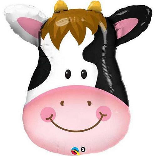 Cow Head Balloon