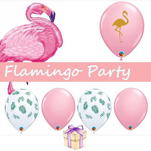 Flamingo Balloon Kit