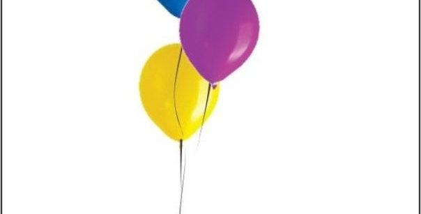 Helium Balloon Centrepiece - 3 Tier