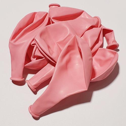 Standard Pink Balloon - 30cm - each