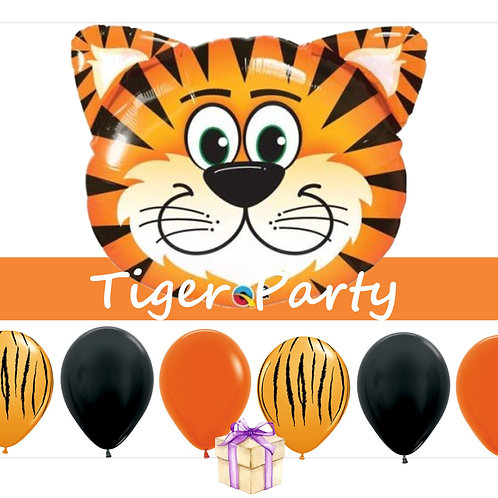 Tiger Balloon Kit