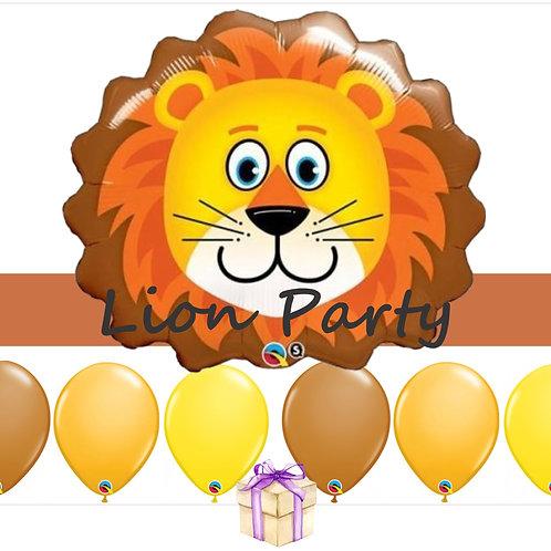 Lion Balloon Kit