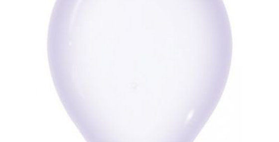 Crystal Purple Helium Balloon 30cm each