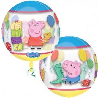 """Peppa Pig Orbz Foil - Size 16"""""""