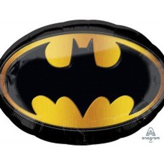 Batman Symbol Supershape Foil Balloon