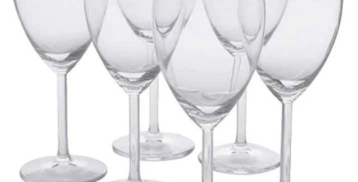 Wine Glass Hire 250ml - Box of 10