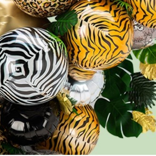 Wild Animal Print - choice of 5 designs