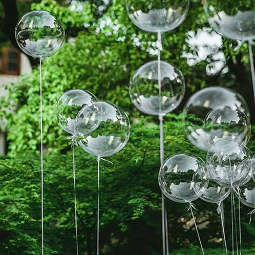 Clear Bubble Balloon - 20""