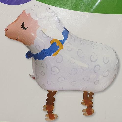 Sheep Walker Foil Balloon