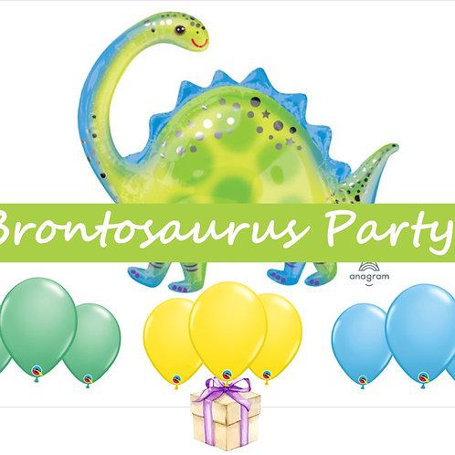 Brontosaurus Party