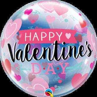 """Happy Valentine's Day Balloon 22"""""""