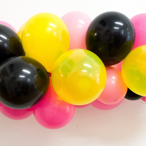 Emma Wiggles Mini DIY Balloon Garland Kit