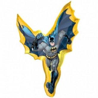 Batman Action Supershape Foil Balloon