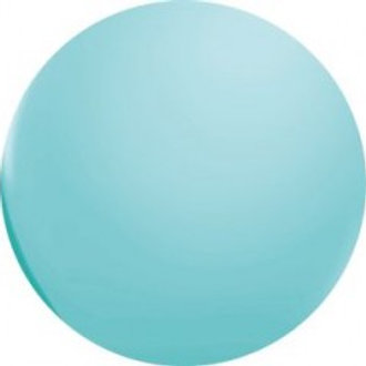 Giant 90cm Caribbean Blue Balloon