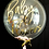 "Thumbnail: Custom Print 24"" Clear Bubble Balloon with Confetti and Tassels"