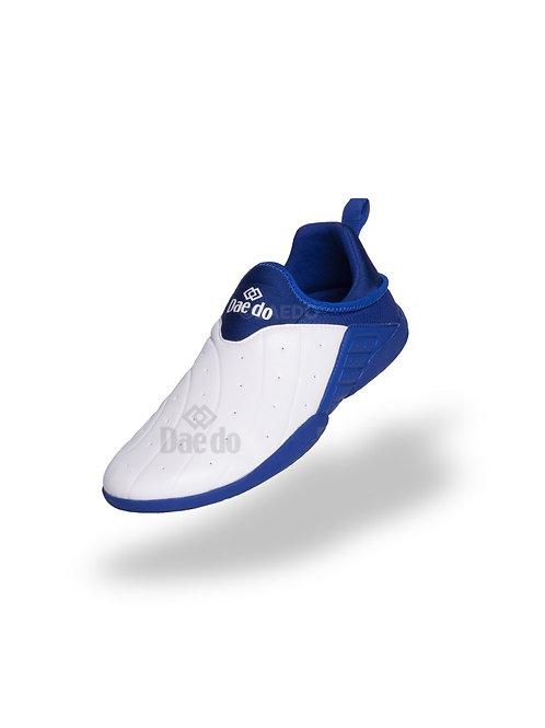 """Modré """"Action"""" TKD topánky"""