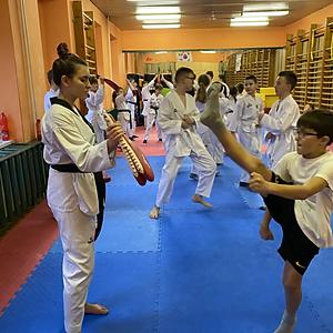 Z tréningu detí