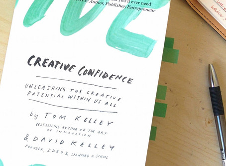 Creative confidence - book review