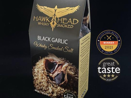 Introducing our food partner - Hawkhead Whiskey Smoked
