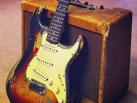 Como grabar guitarras eléctricas en casa