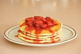 Strawberry Pancakes, Breakfast, Lunch, Dinner, Great Food, Food, Eat, Restaurant, Family Diner, 24hr Breakfast, Rendezvous