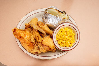 Deep Fried Chicken, Breakfast, Lunch, Dinner, Great Food, Food, Eat, Restaurant, Family Diner, 24hr Breakfast, Rendezvous