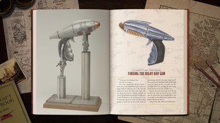 Kevin Conran's Sky Captain & the Art of Tomorrow Interior Spread