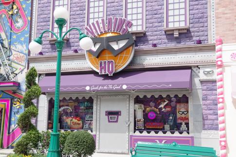 Minion Park, Universal Studios Japan