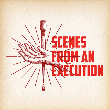Scenes From an Execution Logo Design