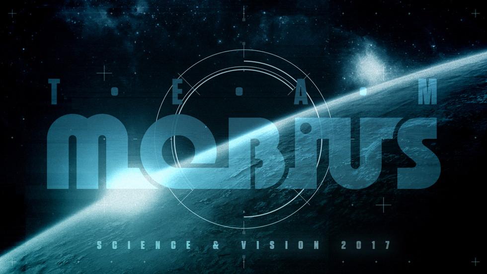 Team Mobius Branding