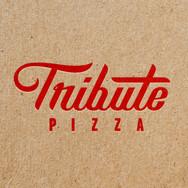 Tribute Pizza Logo Design