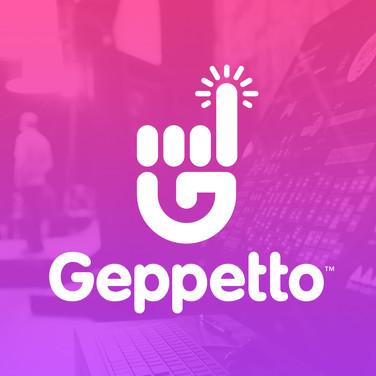 Geppetto ACS Logo Design