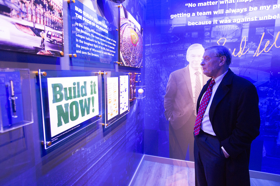 The Selig Experience at Miller Park