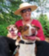 Donna, Colonel & Mama.jpg
