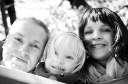 Familienportrait Fotografie