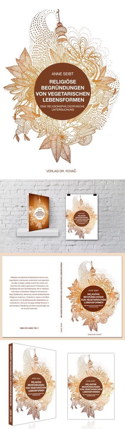 Buchcover Anne Seibt Kuckkuck Design