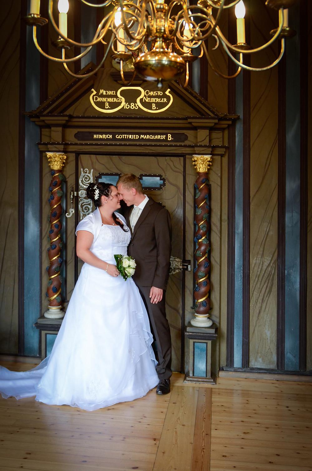 Hochzeitspaar standesamt Jena
