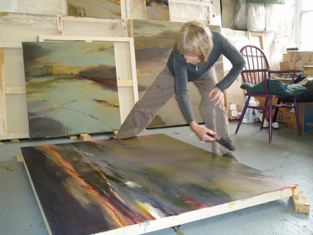 Get to Know the Artists : Margaret Cahill