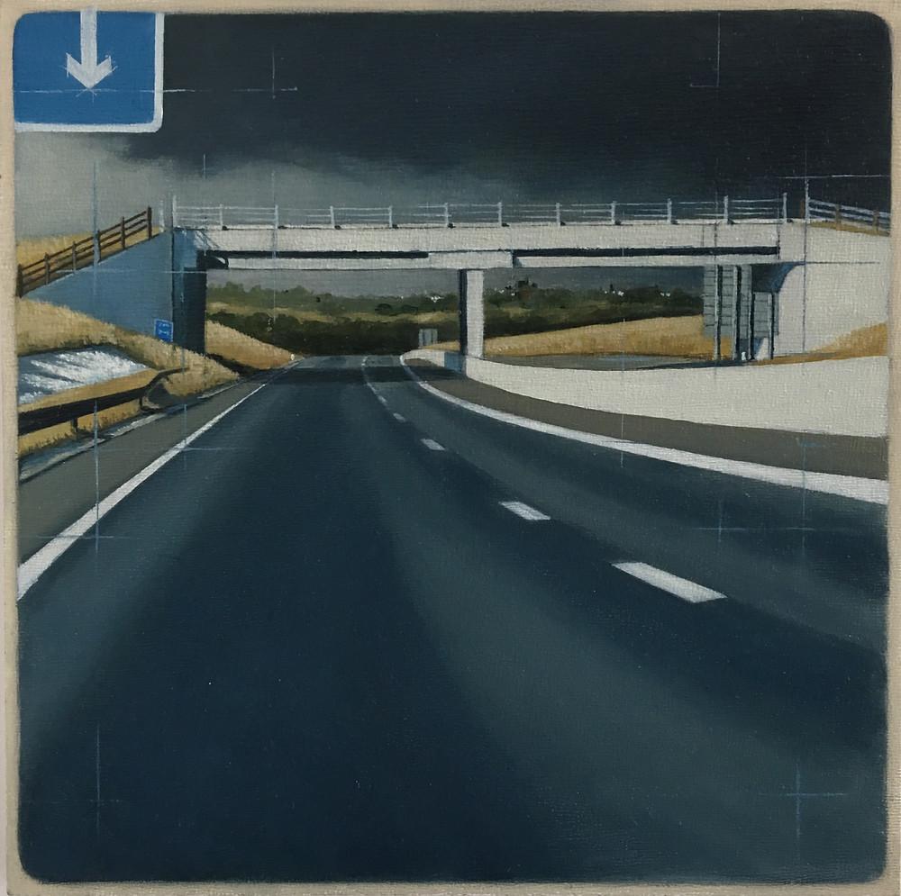 Jen Orpin - Get In Lane