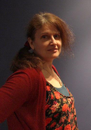 Anne Desmet RA