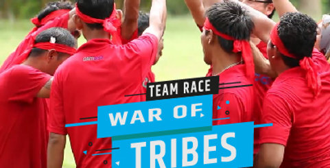 WAR OF TRIBES