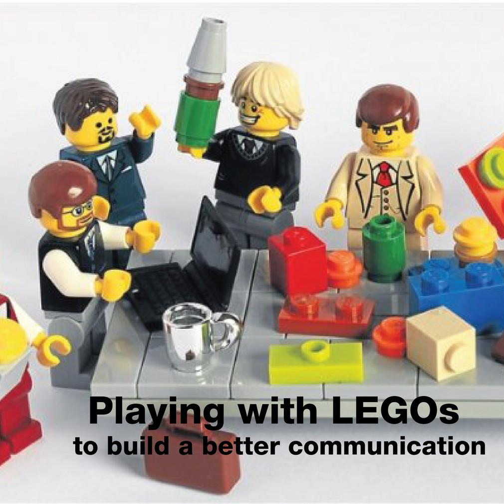 玩出好团队,小积木帮大忙 LEGO Serious Play Case Study