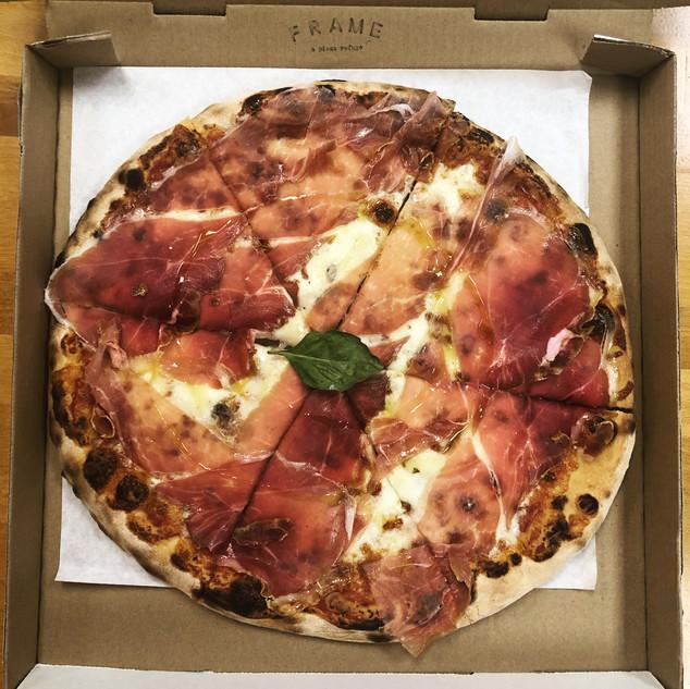Bianca add Parma Prosciutto