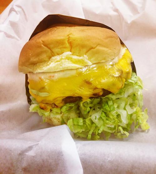 The Gold Foil Burger