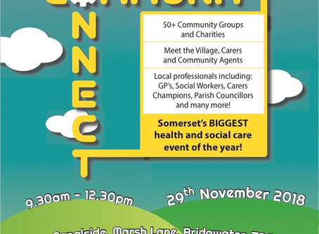 Somerset Carers Community Connect Event