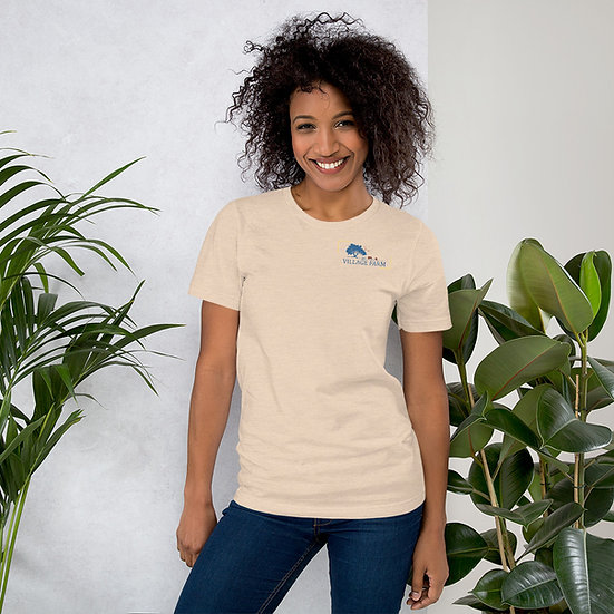 Village Farm Short-Sleeve Unisex  T-Shirt: Printed