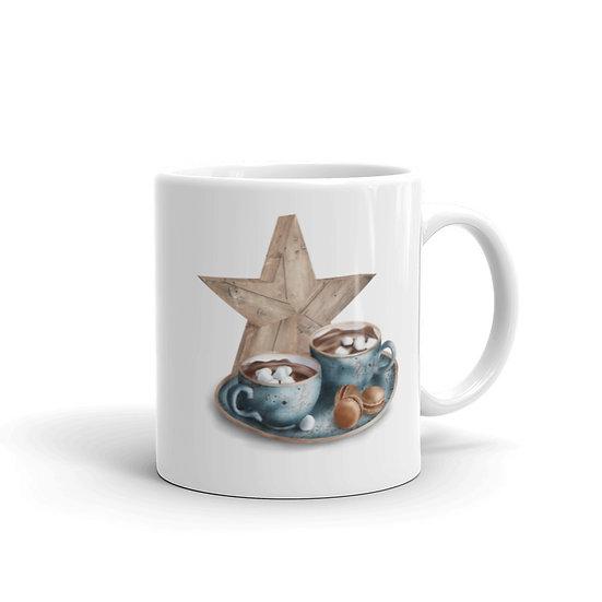 May Your Christmas Be Hygge Mug Ceramic 11 oz