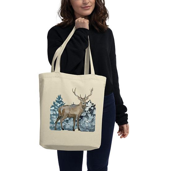 Winter Wonderland Eco Tote Bag   Econscious EC8000 copy