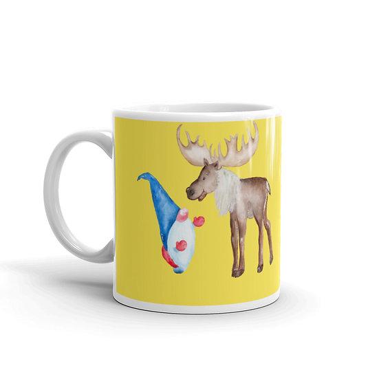 Gift of Friendship this Christmas: Ceramic Mug 11 oz
